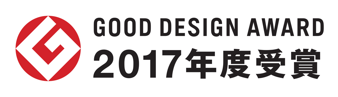 The Symbol mark Of 'Good Design Aword 2017'